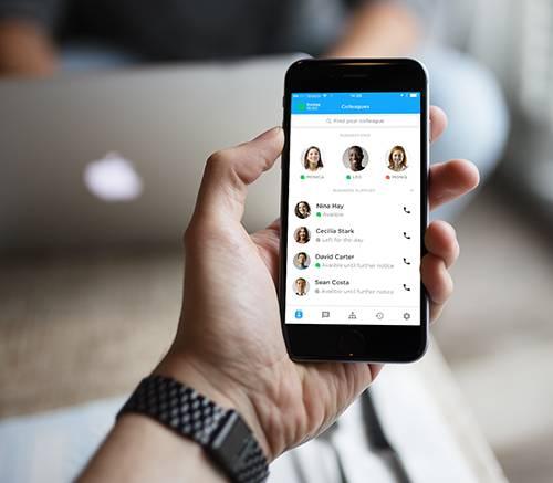 Telavox app