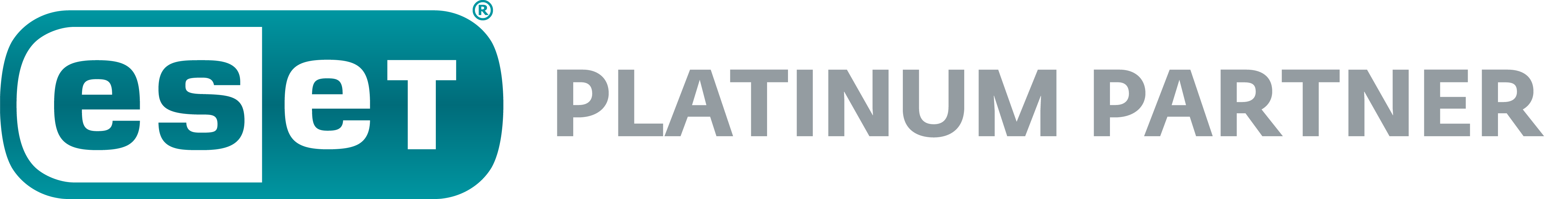 ESET logo samarbetspartner CoreIT