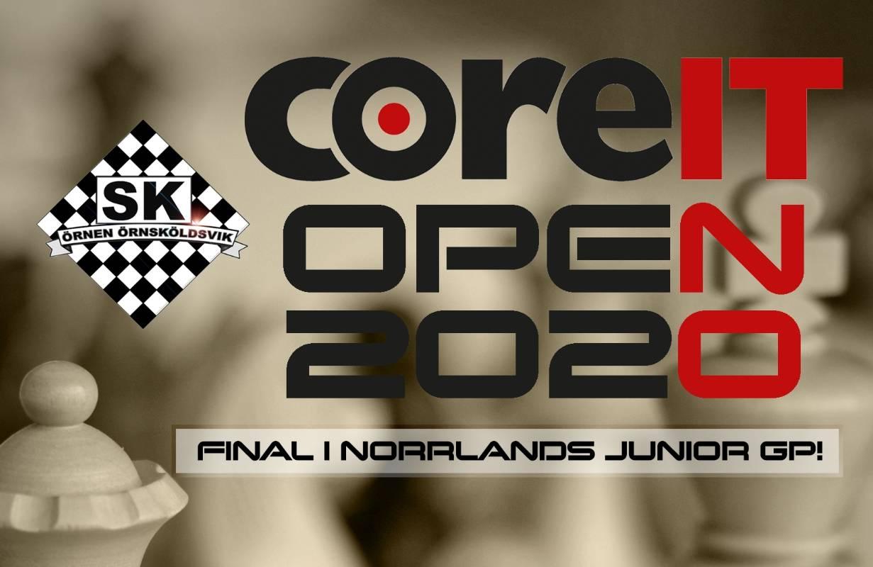 SK Örnen arrangerar CoreIT Open
