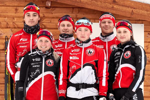 utvald samhällsansvar hagglunds ski team