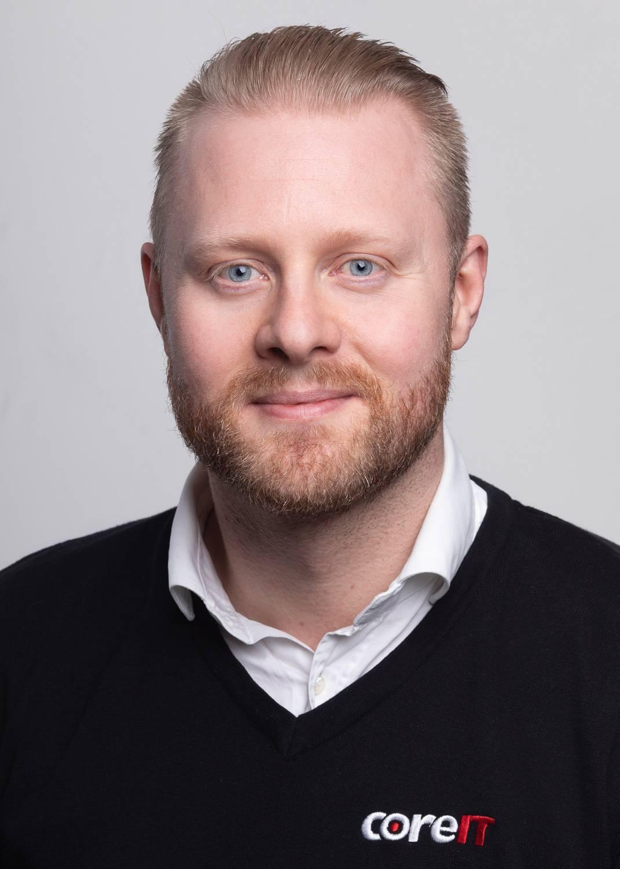 CoreIT Filip Mårtensson