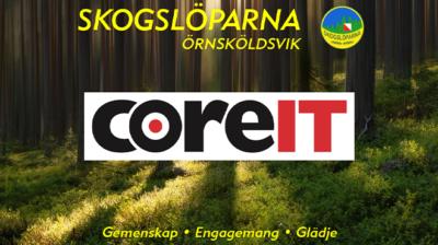 Skogslöparnas Nordiska i samarbete med CoreIT