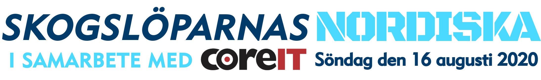 Skogslöparnas Nordiska 2020