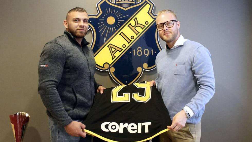 AIK sponsor